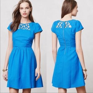 Anthropologie Maeve Aria Dress